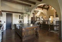 Old World & Rustic Kitchens