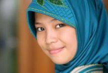 Hijab Styles / Latest & modern hijab fashion styles for teenage girls & women's. / by Hijab Styles