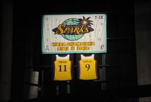 Sparks History / by Los Angeles Sparks