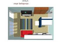 BRICKrossobolognese / Progettazione architettonica Consulenza Servizi di Home Stager Proposte di Arredo