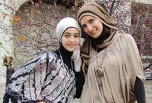 Summer Hijab / New summer hijab fashion styles for girls and muslim women. / by Hijab Styles