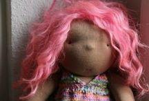 My Waldorf Dollection / Waldorf dolls