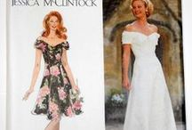Sew Pretty ~ Women's Wear Sewing Patterns / Sewing Patterns for Women's Wear, Including Blouses, Pants, Career Wear, Wardrobes, Evening Dresses, Wedding Dresses & Accessories