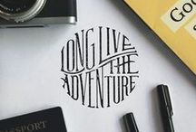 Typography Design & Hand Lettering