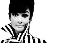 Divina Audrey / La moda riflette i nostri tempi il loro trend di stile ma è anche lo specchio dei nostri sentimenti  L 'occhio della moda è un occhio sensibile