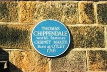 Thomas Chippendale / The Gentleman and Cabinet Maker Director