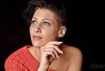 Portrait Photography / Portrait made by me.