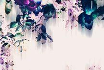Deep purple / I love violet and purple