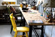 Home Office / Wonderful spaces to work from at home