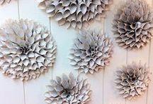 Diy ♥ / knutselen, decoraties