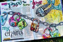 <Bible Journaling>
