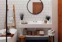 Déco Salle de bain / Trouvez l'inspiration avec cette sélection des plus belles salle de bain !