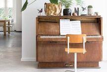 Déco piano