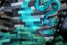 Quilts and Quilting. / Ideas and inspirations.