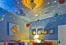Cool Rooms / by Genelle Clark