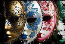 Masks / by Genelle Clark