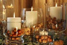 Thanksgiving Decor / Ideas. / by Christina Smiley