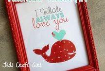 Valentine's Day Decor / Ideas. / by Christina Smiley