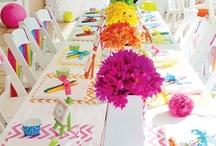 Birthday Party Decor / Ideas / Themes. / by Christina Smiley