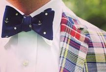 Bow Ties.   Love. / by Christina Smiley