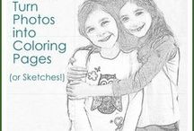 kids crafts and eats / by Dee Zuchetto