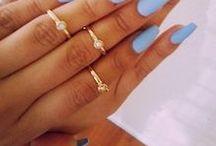 Nails / Nail colors, designs, styles