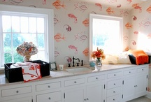 Laundry Rooms That Won't Make You Cry / by Eclectic Design