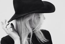 Hats / Fabulous felt hats, and the women who wear them. / by Lisa Hahnel