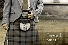 Bagpipes, Kilts and Tartan. / by Christina Smiley