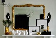 Accessorizing / Much like shoes or jewelry, accessories can make or break a room. Accessorizing is often the most challenging aspect of design for our clients, but certainly one of our favorites! / by Eclectic Design