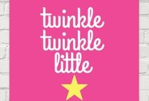 Twinkle Twinkle Little Star. ⭐️ / by Christina Smiley