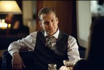 And What a 2nd Husband He Will Be.  / Harvey Specter - - Stud.  <3 / by Christina Smiley