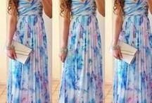~summer dresses~ / by Melissa Scott