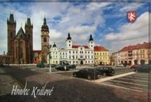 Postcards from Czech Republic