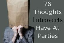 Introverts unite! In our own rooms. Alone.