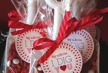 Be My Valentine / Valentine's Day Craft, Deoration and Gift Ideas