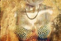 Mannequins / Mannequins. Artifizielle Schönheiten. Jenseits des Lebendigen. Und doch berührend vital. Fotografie und Bildbearbeitung mit iPhone und iPad von Christian Frank.