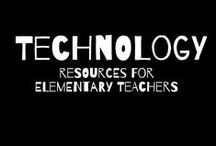Technology / technology resources for elementary teachers