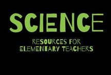 science / science resources for the elementary aged students