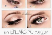 Eye looks & tutorials