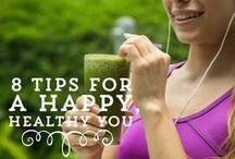 Healthy Living / recipes, routines and tips healthy people follow