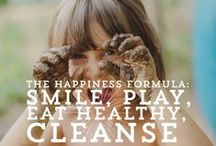Easy Cleansing / Cleansing for the every day person without a lot of time, money or patience for bad-tasting food!