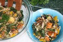 Vegan Salads / Our favorite vegan salads from rebootwithjoe.com! / by Reboot with Joe