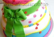 Val di zucchero Cake!