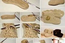 tricotaje- croseta