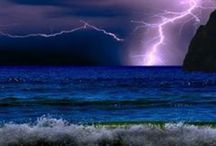 Amazing weather & natural disasters / Sometimes, you just have to bow your head, say your prayers, and weather the storm. / by Tami Hernandez
