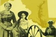 Women's History Month / Learn about prominent Maryland Women in History at http://ow.ly/jdDq1