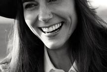Kate Middleton / This woman is my inspiration.