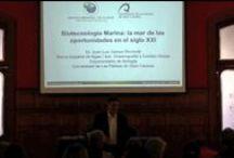 Charlas divulgativas / Conferencias organizadas por el Departamento de Biología de la Universidad de las Palmas de Gran Canaria y el Gabinete Literario de Las Palmas de Gran Canaria [Centro UNESCO de Gran Canaria].  (Chrome rec.)