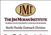 North Florida Outreach / The faculty and outreach staff of The Jim Moran Institute for Global Entrepreneurship serve established entrepreneurs and business owners in the North Florida community through programs designed to take advantage of local resources and help its clients' businesses – and the region's economy – grow and prosper.